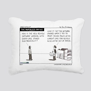 111107 Rectangular Canvas Pillow